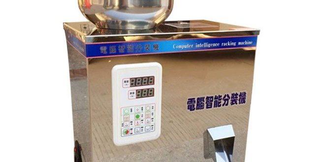 قیمت دستگاه بسته بندی حبوبات دو توزین